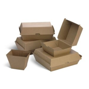 Kraft/Paper Board Containers