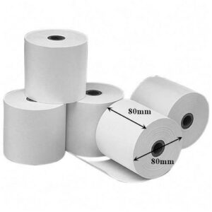 Eftpos Thermal Roll 80x80mm